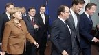 EU nations far apart on budget but summit grinds on