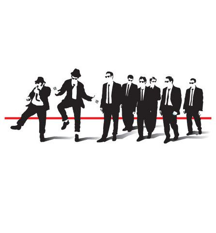 Reservoir Dogs recruit Blues Brothers
