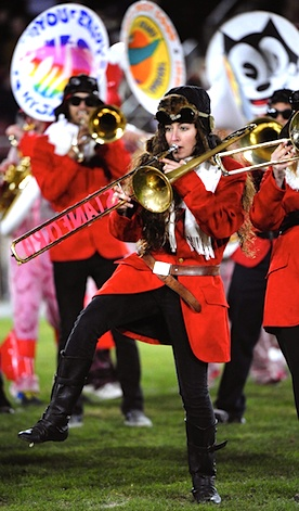 Correction: Orange Bowl did not ban Stanford Band from halftime - Dr. Saturday - NCAAF Blog - Yahoo! Sports