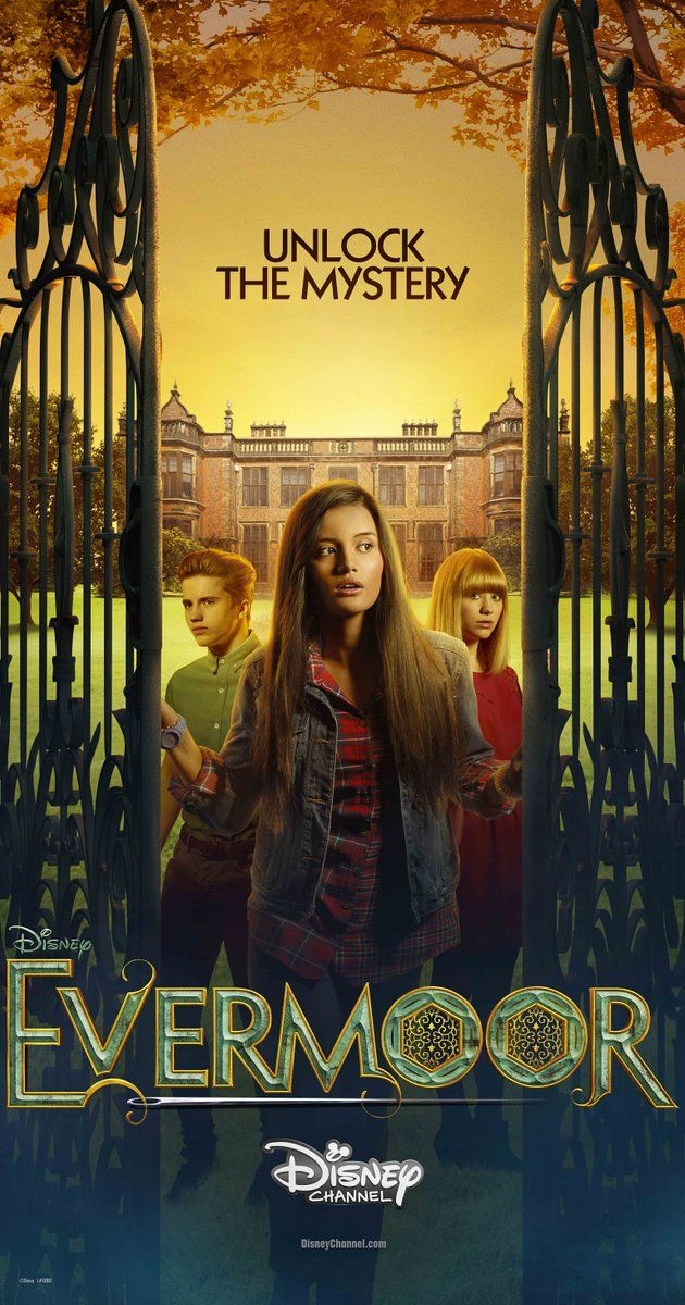 Created by Tim Compton, Diane Whitley. With Naomi Sequeira, Margaret Cabourn-Smith, Finney Cassidy, Georgie Farmer. A young girl and her blended family move to the small cottage town of Evermoor. All is well until sinister things start to happen, magic tapestries, an enchanted typewriter. Only a few of the strange things found in the town of Evermoor.
