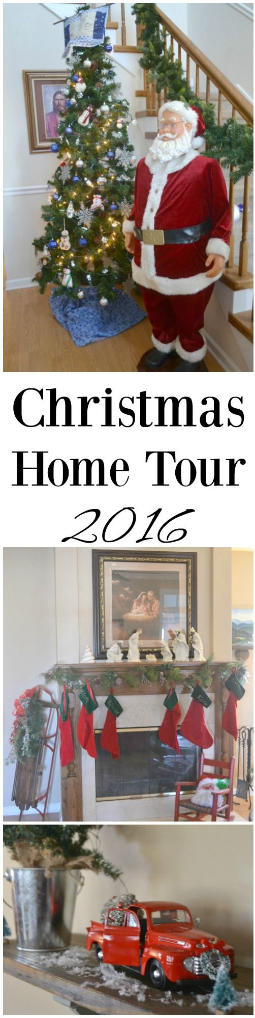 Easy Christmas decor ideas to make your home feel cozy and welcoming.