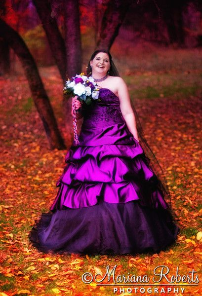 Gothic Wedding Photography Tim Burton Halloween Style
