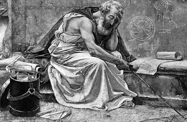 Archimedes, Mathematician – Overall Rank #11