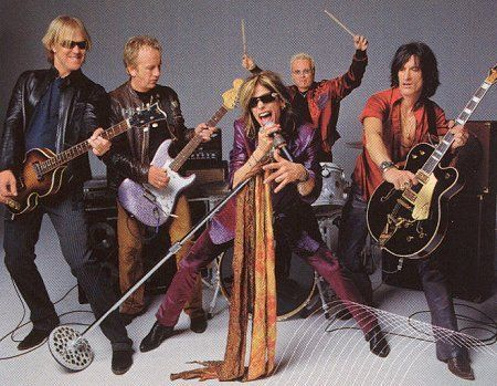 Aerosmith...2 shows