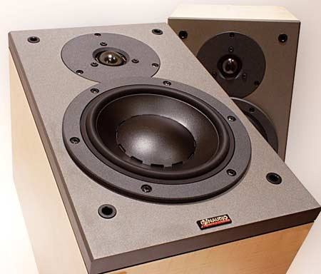Dynaudio Audience 52SEs - still favourites.