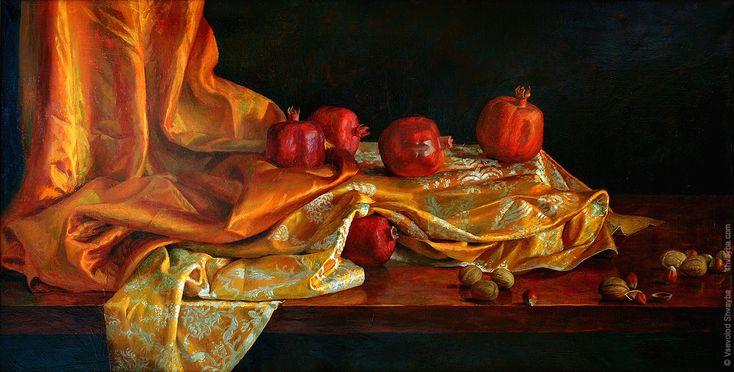 XVII  oils on canvas 70х100cm.