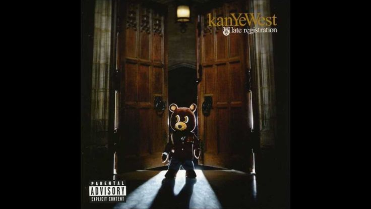 Kanye West - Hey Mama (Original Album Version). Song of the day.