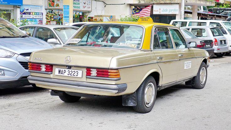 Alle Größen | Mercedes 200 Taxi W123 in Kuala Lumpur 28.9.2017 3209 | Flickr - Fotosharing!