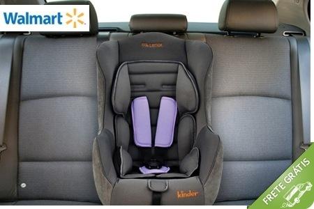Cadeira infantil para automóvel da Lenox Kinder, por apenas R$129.90