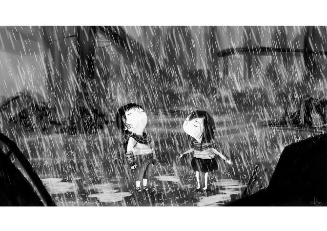 Chuva - Ebbios
