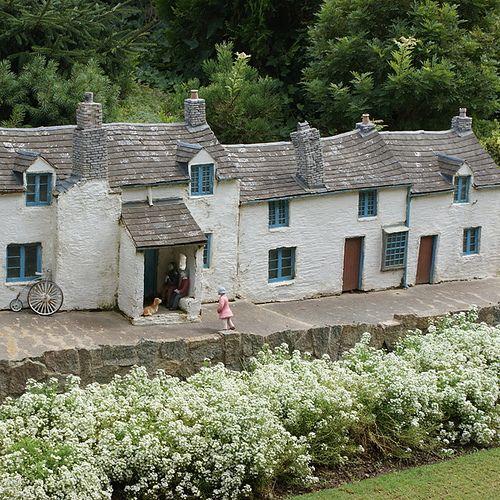 93 Best Miniature Villages Images On Pinterest