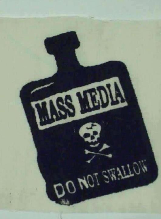Mass Media - Do Not Swallow!