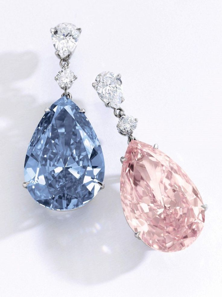 Update: World's Most Expensive Earrings Fetch $57.4 Million At Auction