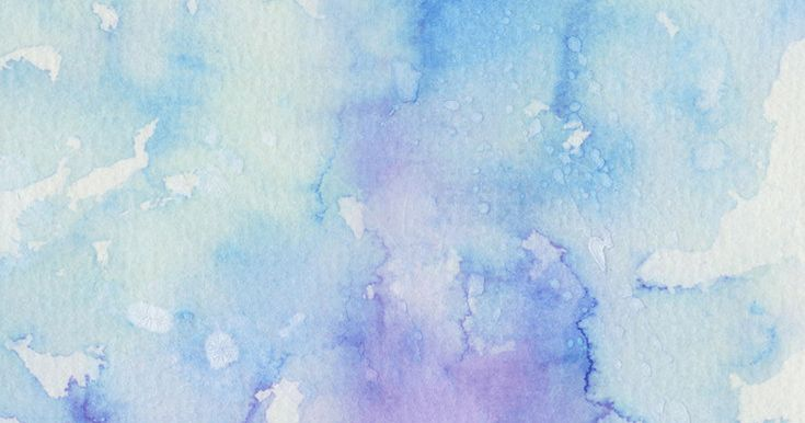 STOCK: Watercolor Texture ''Frost''