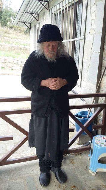 Πνευματικοί Λόγοι: Μοναχός Γαβριήλ Αγιορείτης:  Ὁ Θεός νά σᾶς εὐλογεῖ...