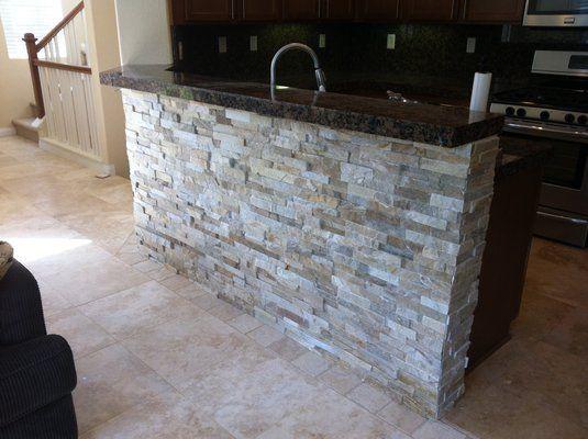 37 Best Images About Kitchen On Pinterest Travertine Dark Granite And Bar Tops