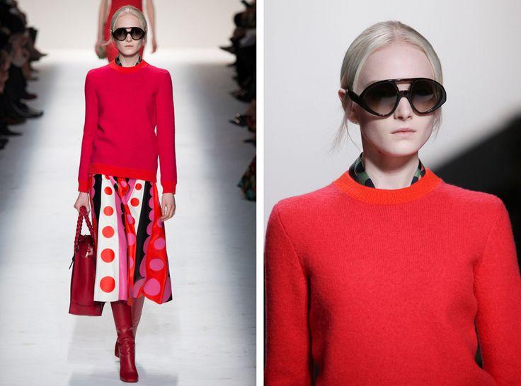 Let's Ogle Fall Knitwear Trends!   http://sheepandstitch.com/fall-knitwear-trends-2014/
