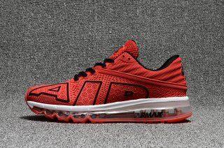 7e1d6a97f65 Mens Nike Air Max Flair 2017 Kpu Running Shoes University Red Black White  942236 600