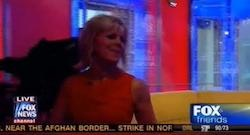 Fox News continues to eat it's own: Watch Fox News' Gretchen Carlson Walks Off Set After Misogynistic Jokes