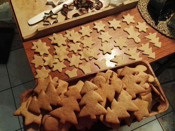 Imbirowe ciasteczka