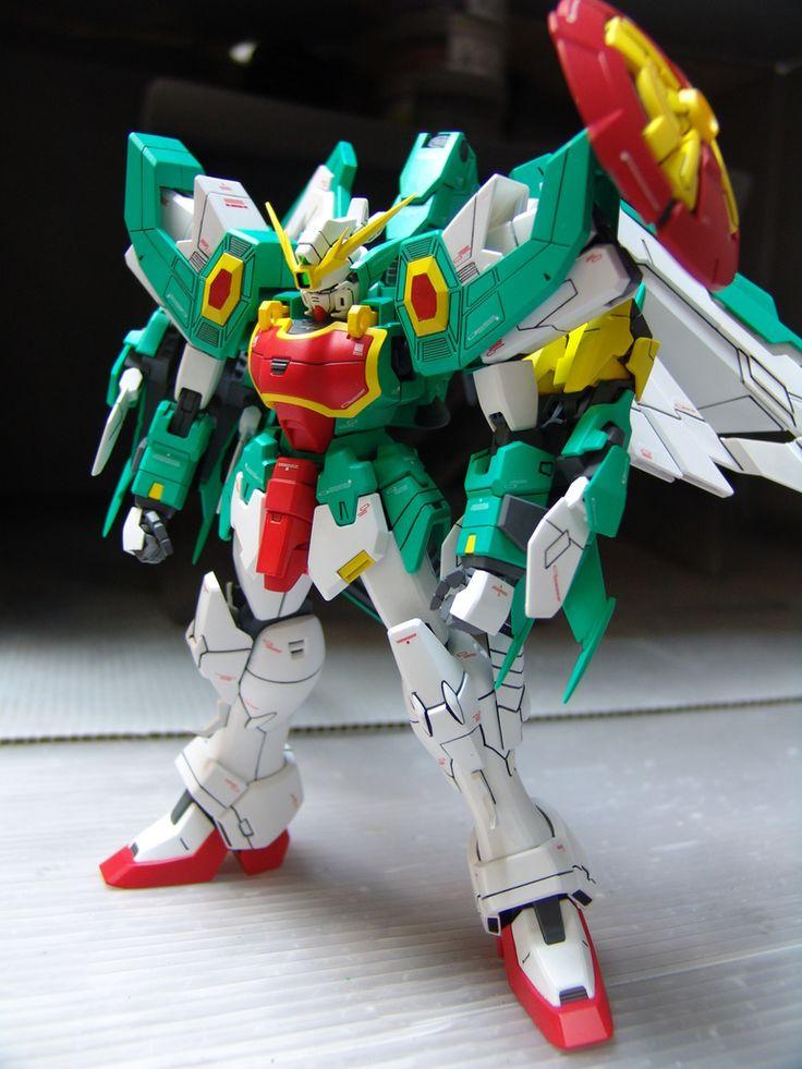 1/100 Altron Gundam Custom Build - Gundam Kits Collection News and Reviews