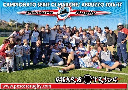 Finale del Campionato di Rugby Serie C2 Marche/Abruzzo