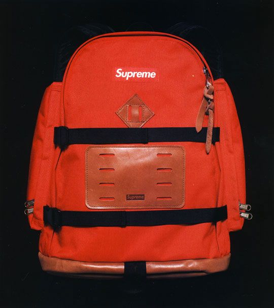 Supreme Fall/Winter 2008 - Everlast Boxing Gloves And Backpack ...