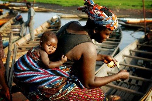 No child Benefit  No housing benefit  No Child Tax Credit  African women work Hard!