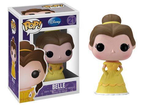 Pop! Disney: Belle   Funko