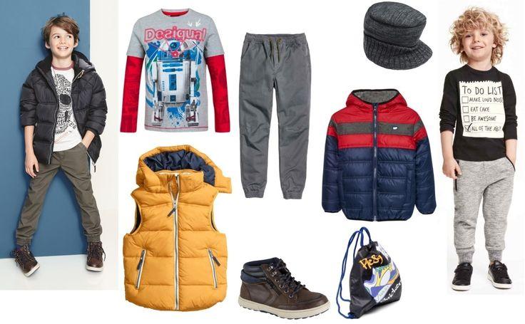 Outfity do školy | Diva.sk