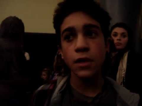 Casi Angeles - Personajes mas chicos - YouTube