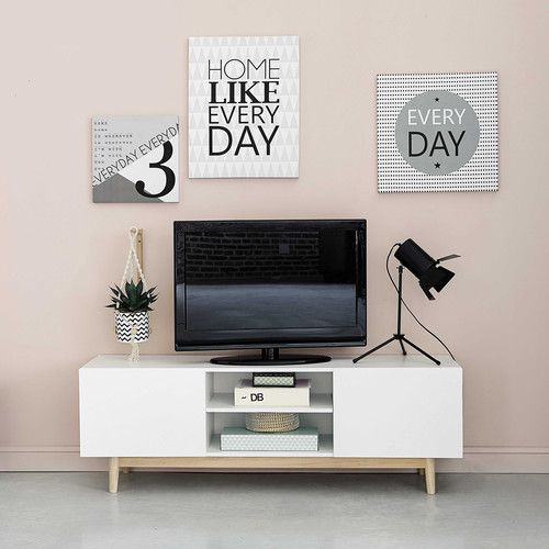 17 best ideas about tv wand holz on pinterest tv wand. Black Bedroom Furniture Sets. Home Design Ideas