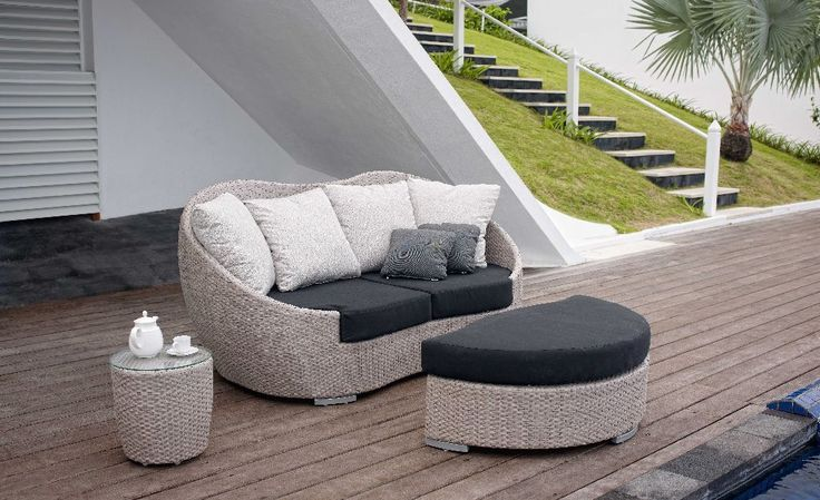 55 best Living inout images on Pinterest Backyard furniture