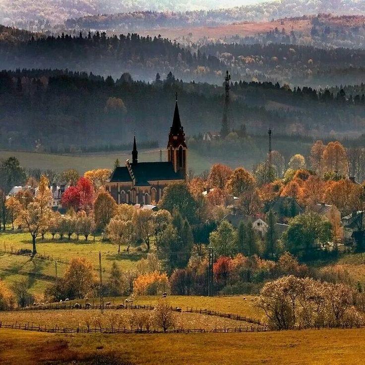 Lutowiska, Poland