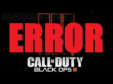 Black Ops 3 zawiesza się !!! Pomocy !!! Help !!!