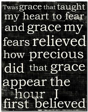 Amazing Grace: Letgodloveyou Aconfidentheart, Red Letters, Wall Art Quotes, Amazinggrace, My Heart, Amazing Grace, Christian Wall Art, Quotes Paintings, Folk Songs
