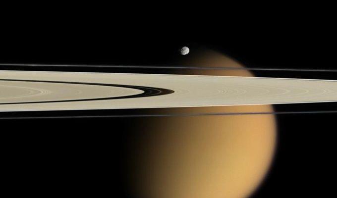 Goodbye From Cassini