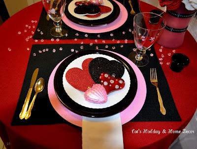 Love Is The Key tablescape + more decor ideas