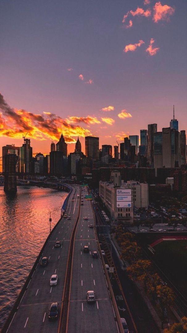 City Hd Phone Wallpaper City Aesthetic Sky Aesthetic Aesthetic Wallpapers