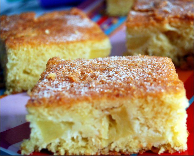 Gâteau aux pomme facile