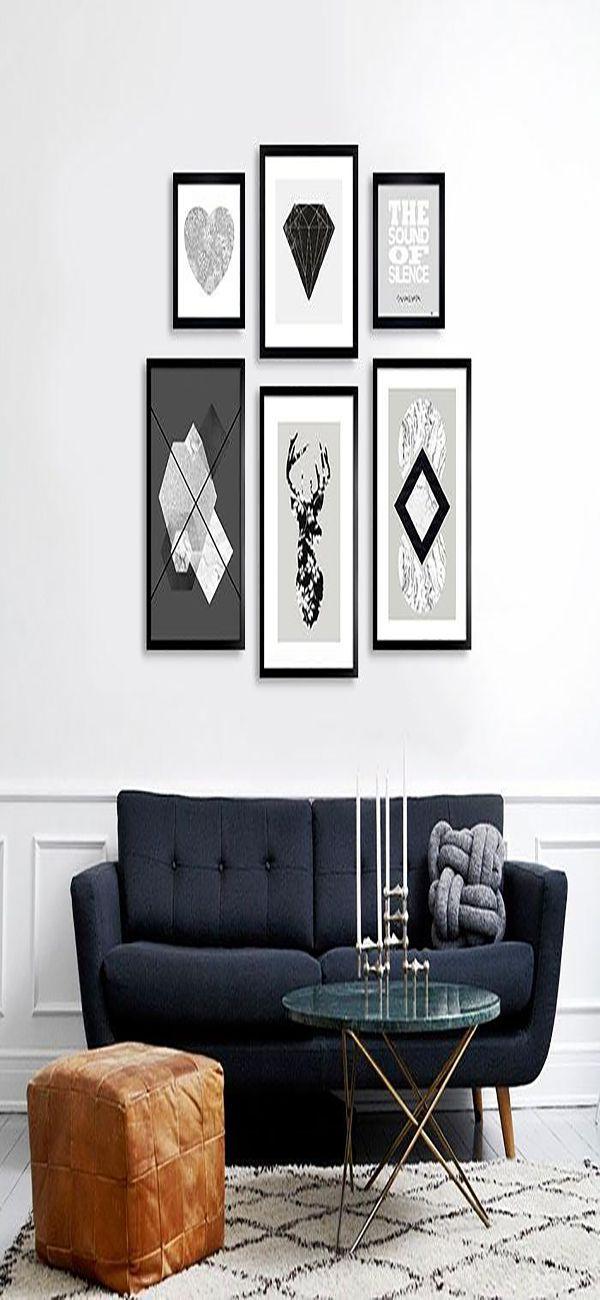 Home Decor Items List Wall, Modern Wall Art For Living Room Uk