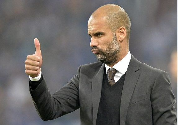 Pep Guardiola is Manchester United's No.1 target to replace Louis van Gaal as manager. #TransferNews