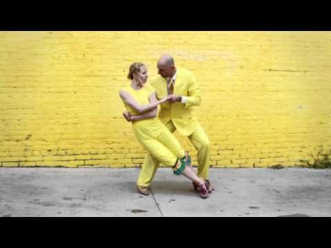 Skyscrapers is a colorful new music video by OK Go directed and choreographed by Trish Sie, who along with Moti Buchboot do a beautiful Tango dance that carries the action thorugh the video.