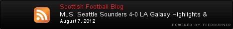 NotJustScottishFootball: MLS: Seattle Sounders 4-0 LA Galaxy Highlights & Goals