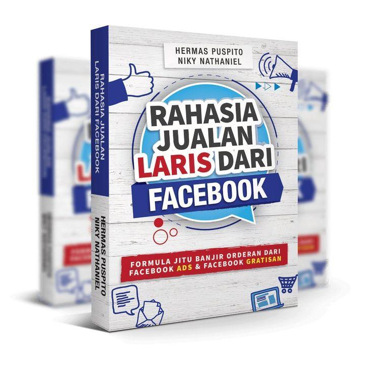 *[TERUNGKAP!!!]* *RAHASIA JUALAN LARIS DI FB*  Setelah terungkap *formula, cara, & tips untuk berpenghasilan dg jualan laris di Facebook* oleh Hermas Puspito (CEO Ednovate) dan Niky Nathaniel (Executive Director Marketing Ednovate). Anda berhak menikmati kolaborasi tulisan mereka di dalam Buku *Rahasia Jualan Laris Di Facebook*. *Info detail:* Cek >> ednostore.com/rjldf/ae1019  Anda boleh langsung pesan Ke WA 083870400089 dg format: *Nama-Jumlah Buku-No.Telp-Alamat* *P.S* *Segera pesan…