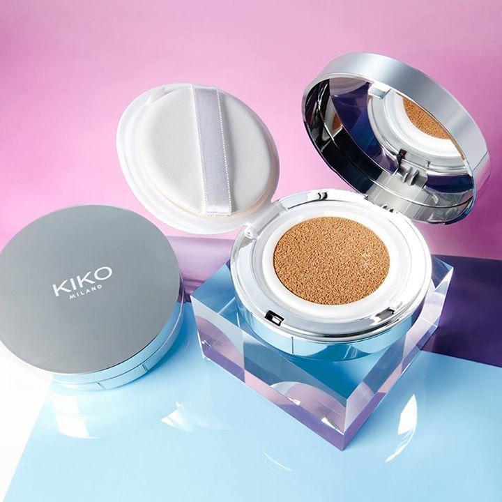 Kiko cosmetics Germany - Die Innovation von morgen ist heute schon da: Die erste CC Cream mit Cushion Systen. Für einen strahlenden, noch perfekteren Teint. Entdecke die Zukunft bei KIKO.