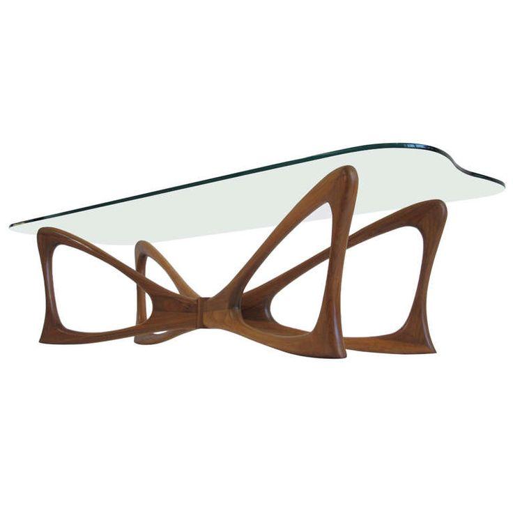 modern art nouveau furniture. 1stdibs art nouveau dragonfly walnut u0026 glass coffee table modern furniture