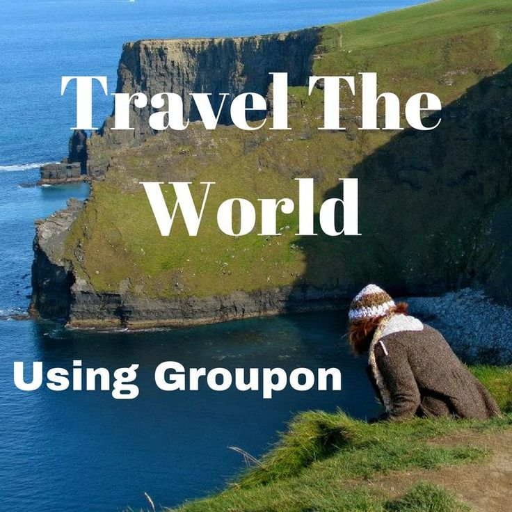 What It's Like To Travel The World Using Groupon....
