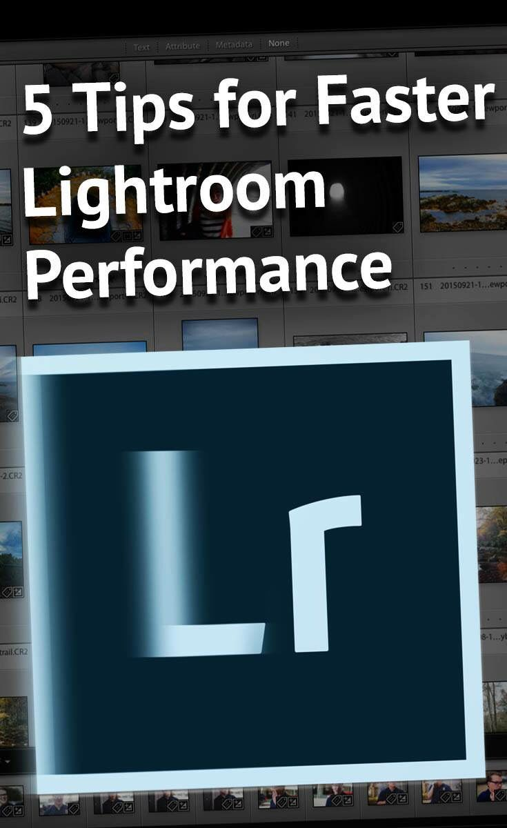 The Lightroom CC subscription can slow your workflow down. Here's how to make sure you are working efficiently!
