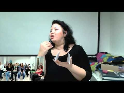 Юлия Билей  - Скоростная роза / Julia Biley - Quickly and simply draw rose Periscope - YouTube